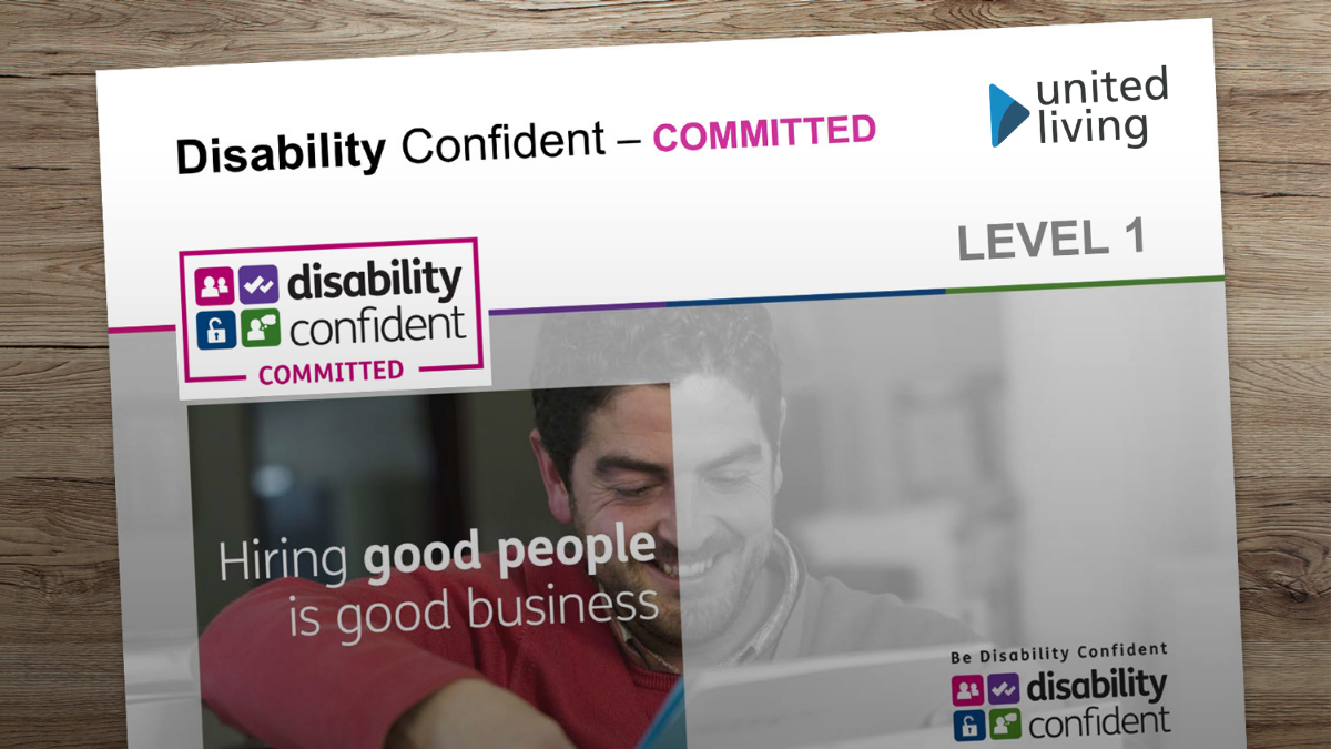 Disability Confident Employer - Image
